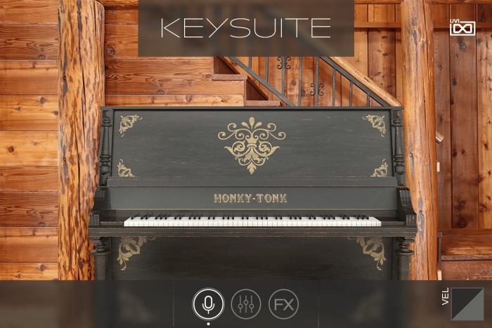 UVI Key Suite Acoustic Honky Tonk