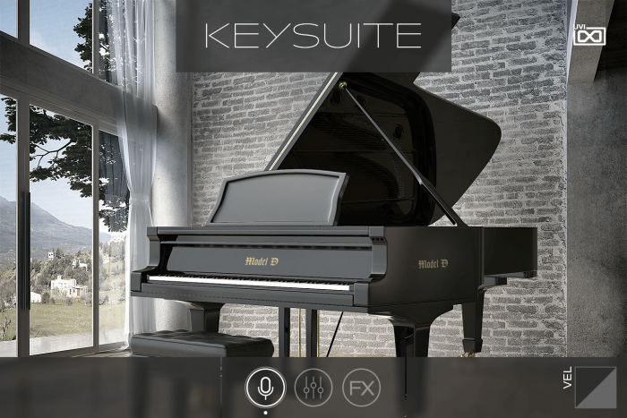 UVI Key Suite Acoustic Model D