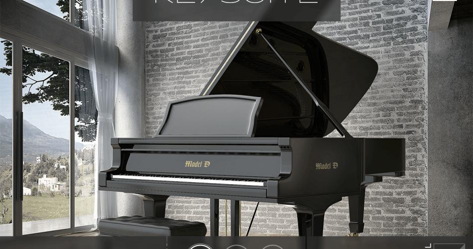 UVI Key Suite Acoustic Model D