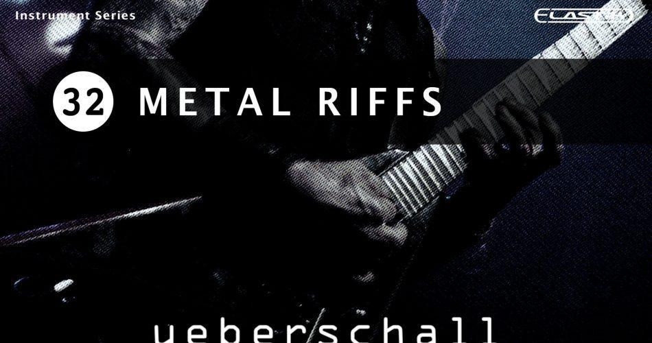 Ueberschall Metal Riffs feat