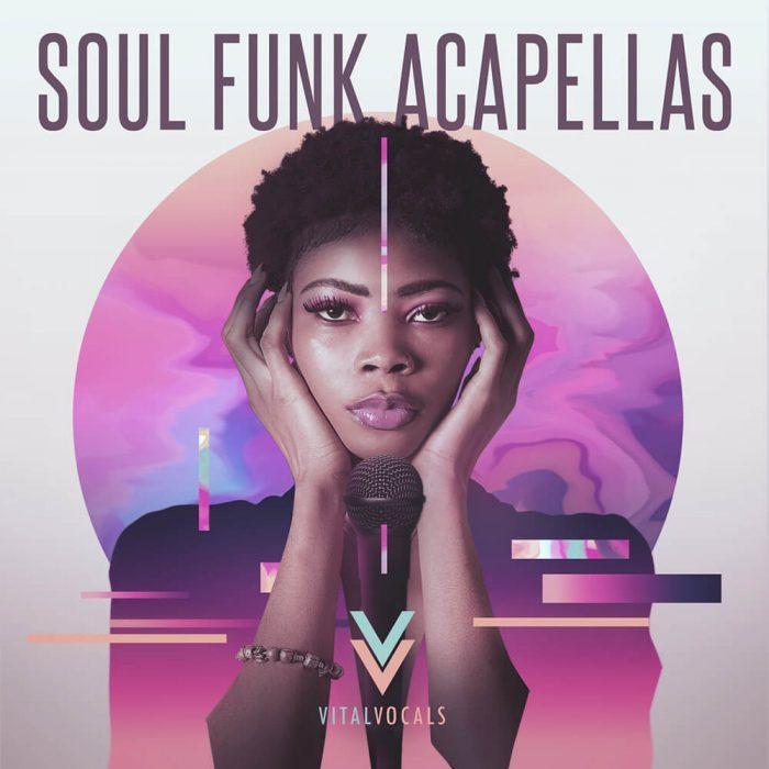 Vital Vocal Funk Soul Acapellas