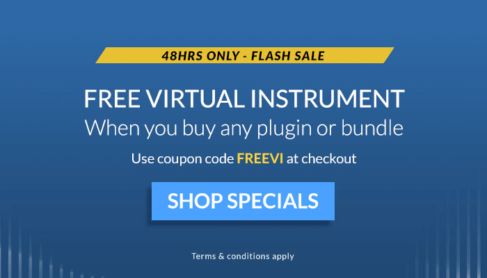 Waves Audio VI Flash Sale