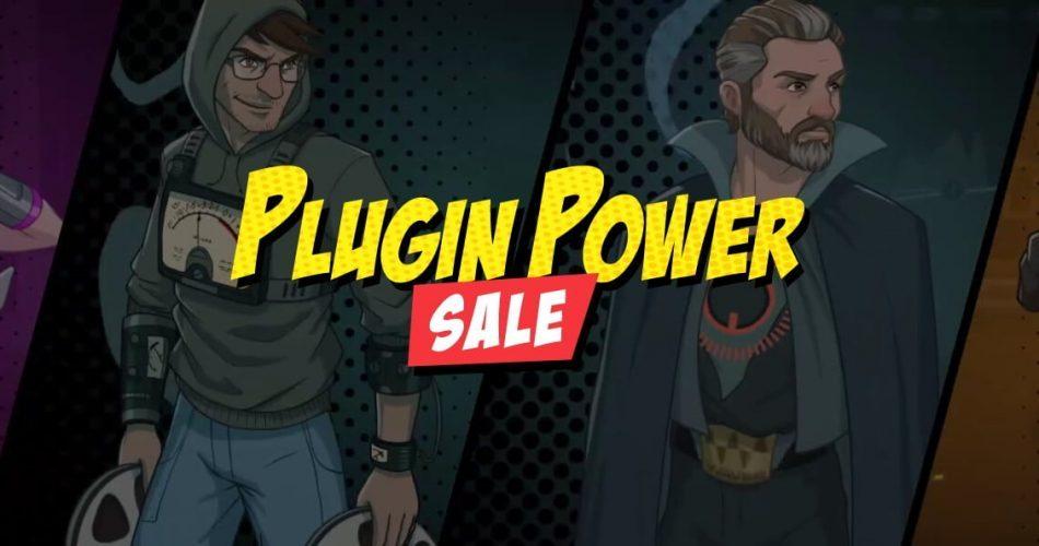 Waves Power Plugin Sale feat