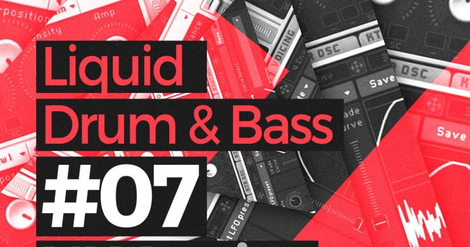 5Pin Media Liquid Drum & Bass NI Massive