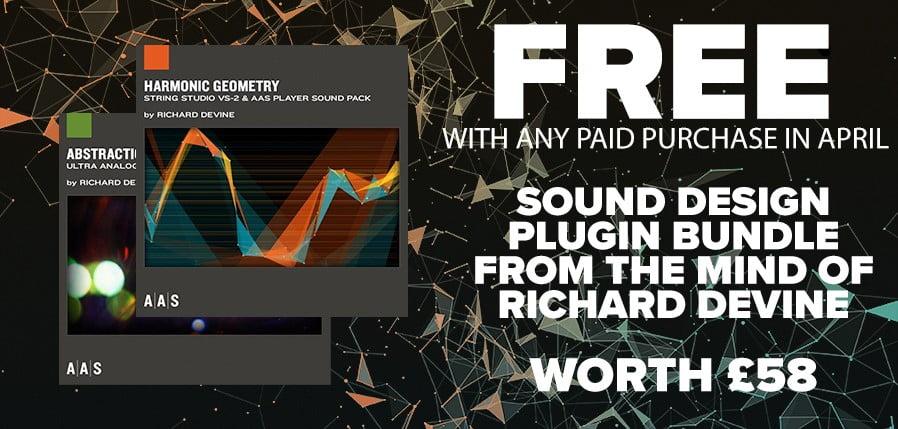 AAS Richard Devine Sound Design Plugin Bundle