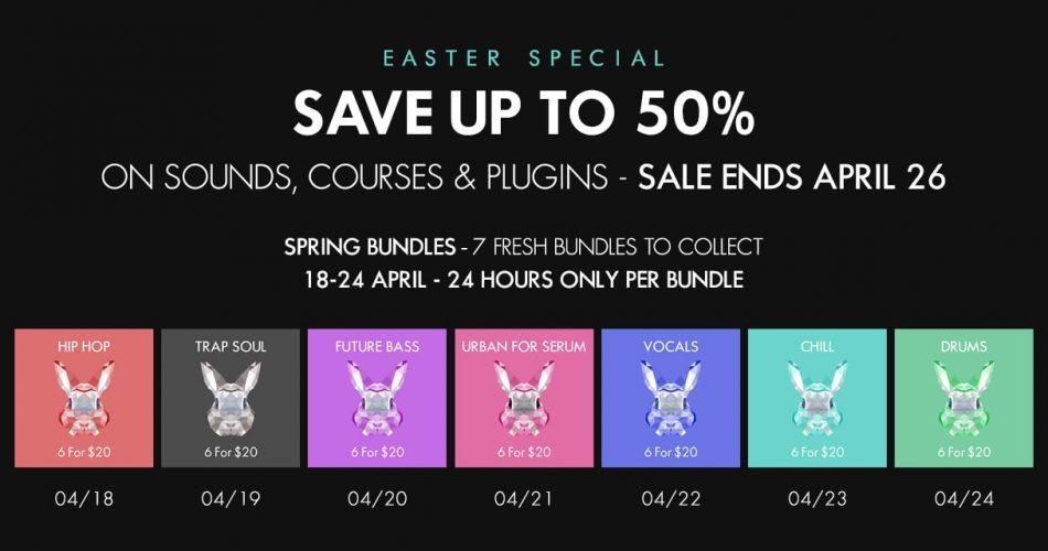 ADSR Sounds Easter Sale