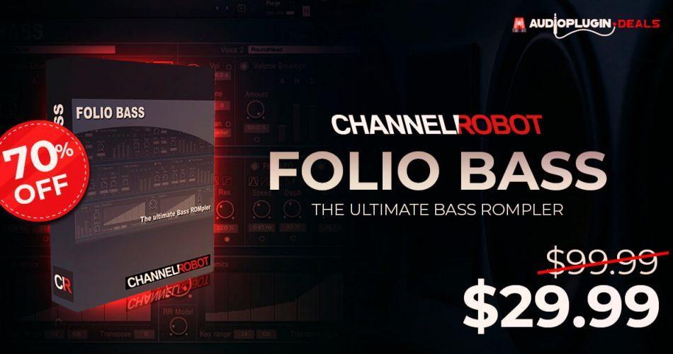 APD Channel Robot Folio Bass