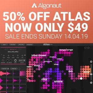 Algonaut Altas 50 OFF