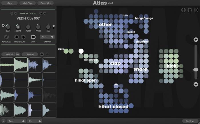 Algonaut Atlas 1.4