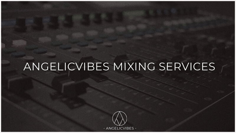 AngelicVibes Beat Mixing Service