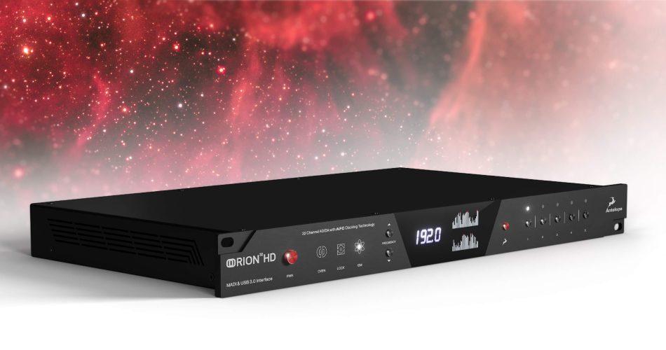 Antelope Audio Orion 32HD G3