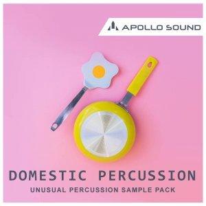 Apollo Sound Domestic Percussion