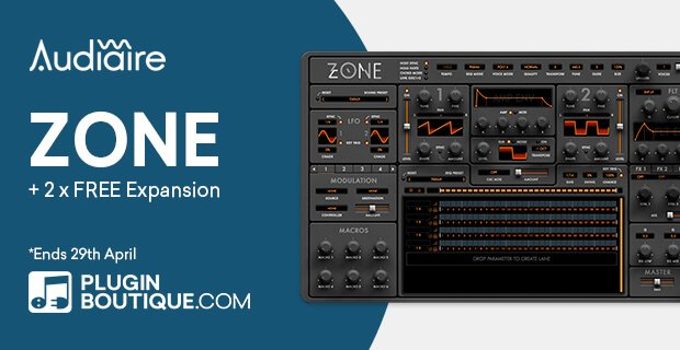 Audiaire Zone + free expansions