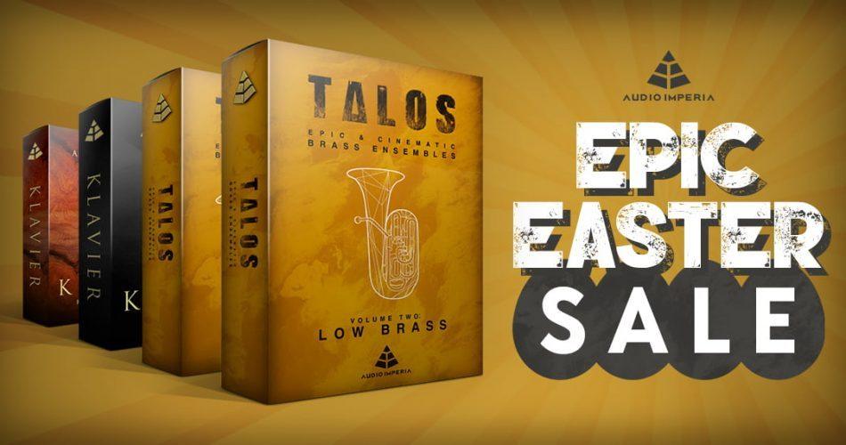 Audio Imperia Epic Easter Sale