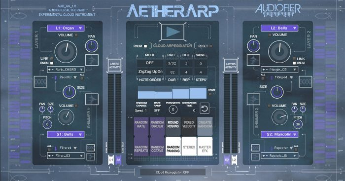 Audiofier Aetherarp