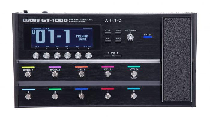 BOSS GT 1000 Colors