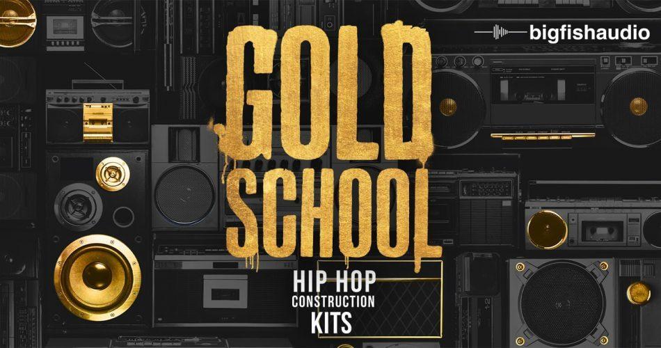 Big Fish Audio Gold School feat