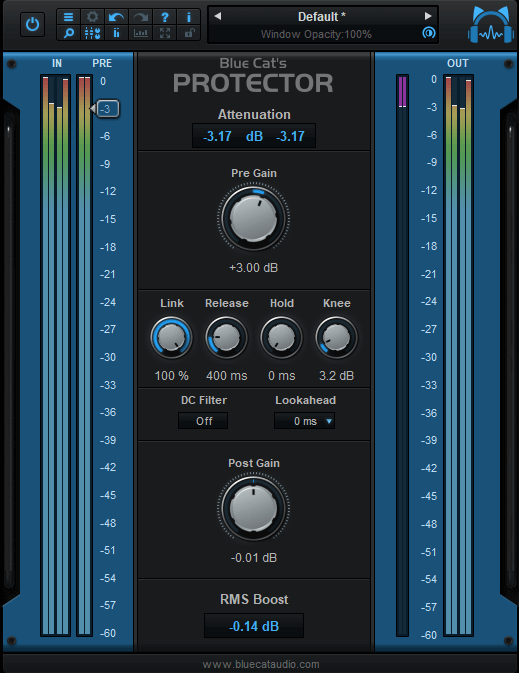Blue Cat's Protector 2.2