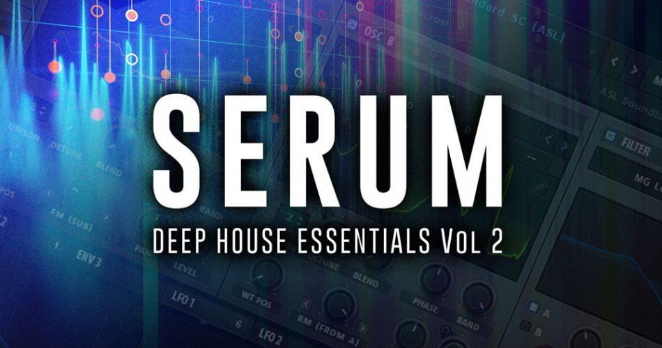 Diverge Synthesis Serum Deep House Presets Vol 2