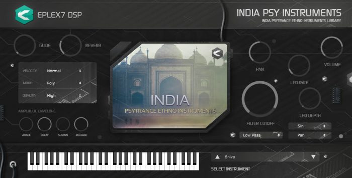 Eplex7 DSP India Psy Instruments1