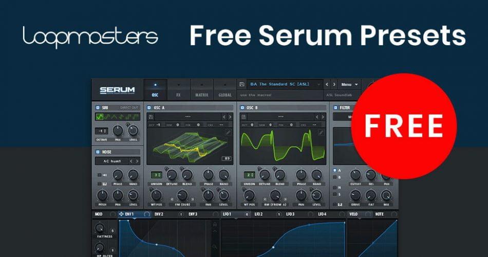 Free Serum Presets