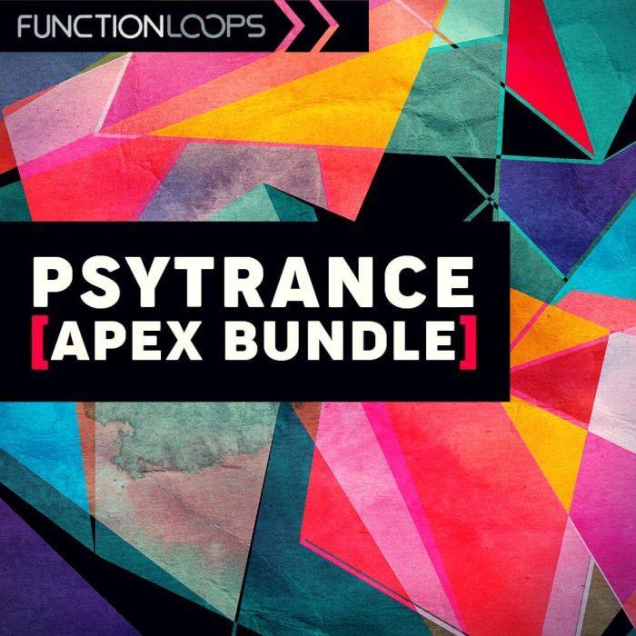 Function Loops Psytrance Apex Bundle
