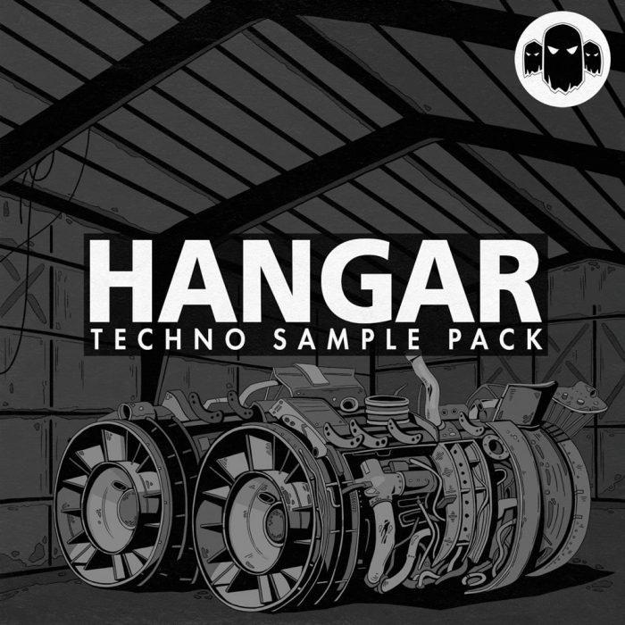 Ghost Syndicate Hangar Techno Sample Pack