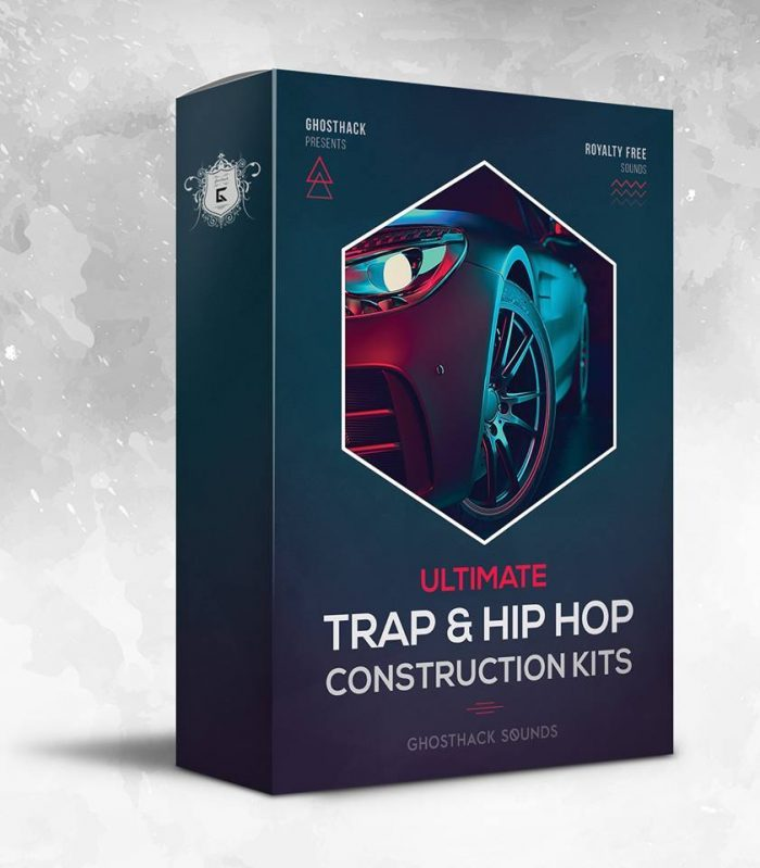Ghosthack Ultimate Trap & Hip Hop Construction Kits
