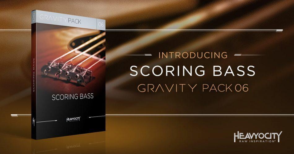 Heavyocity Scoring Bass Gravity Pack 06