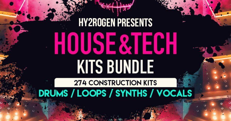 Hy2rogen House & Tech Kits Bundle