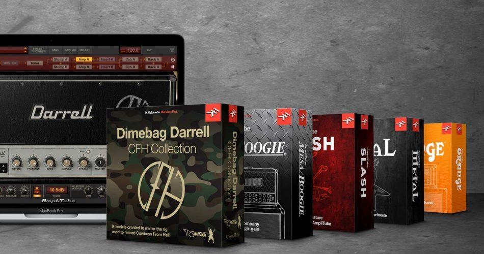 IK Multimedia Metal Mark-Down Sale