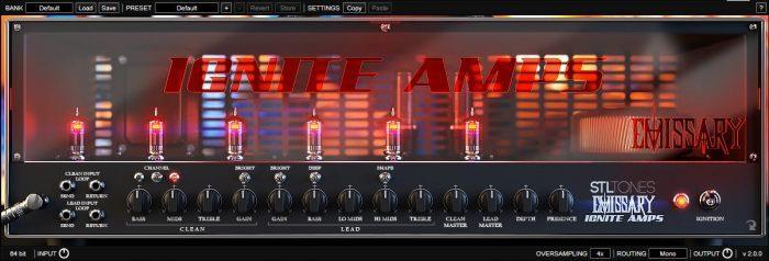 Ignite Amps Emissary 2