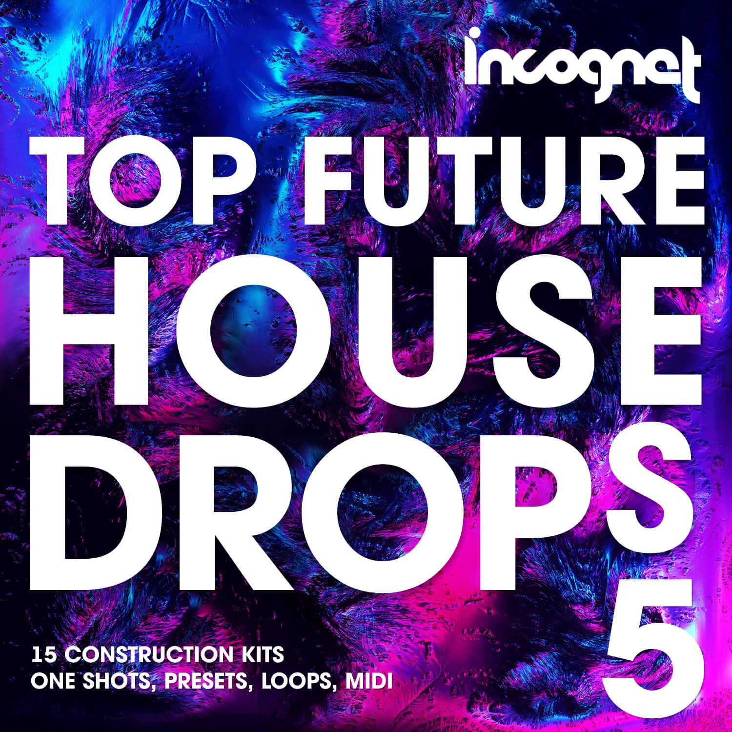 Incognet Releases Top Future House Drops Vol 5 Sample Pack