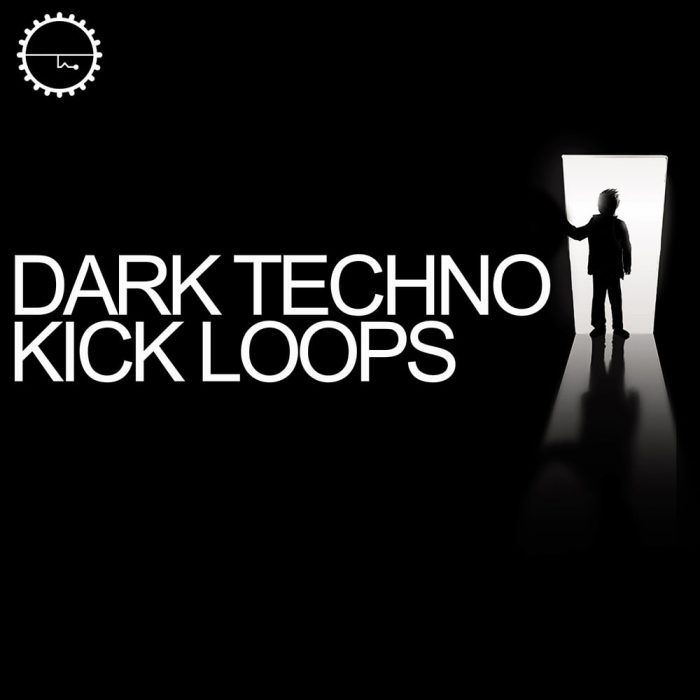 Industrial Strength Dark Techno Kick Loops