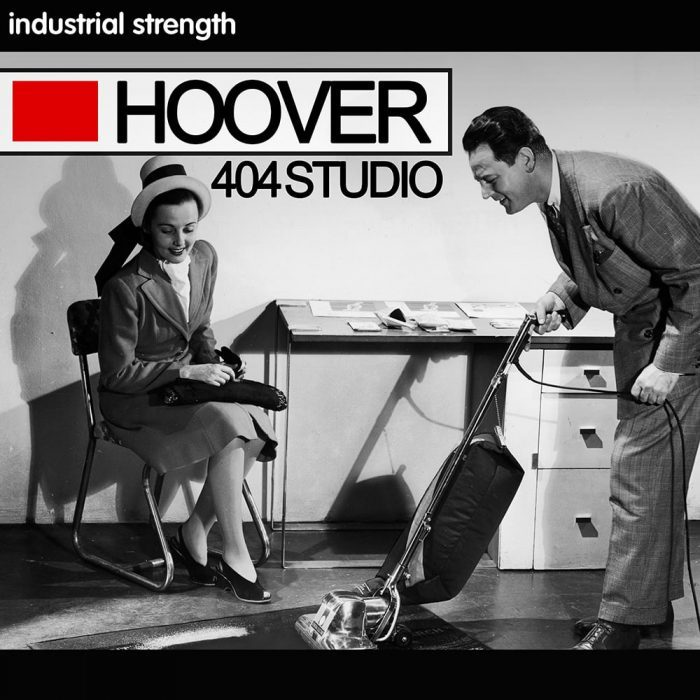 Industrial Strength Hoover