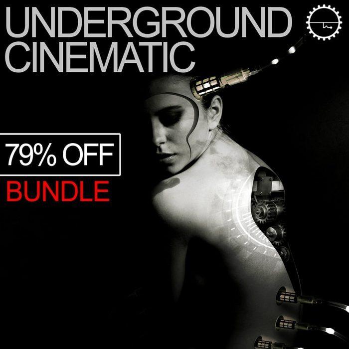 Industrial Strength Underground Cinematic Bundle