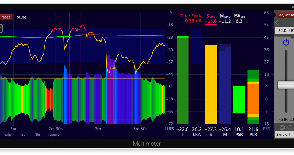 Klangfreund Multimeter