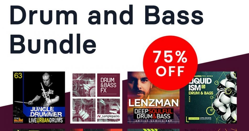 Loopmasters Loopcloud Drum & Bass Bundle