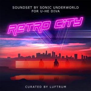 Luftrum Retro City for Diva