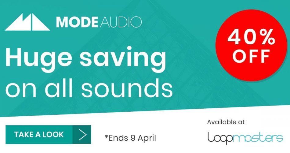 ModeAudio 40 OFF Sale
