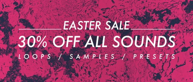 ModeAudio Easter Sale 2019