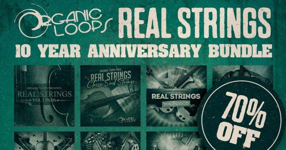 Organic Loops Real Strings Bundle feat