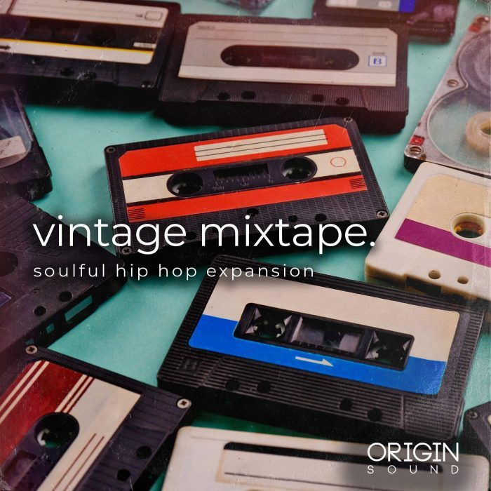 Origin Sound Vintage Mixtape Soulful Hip Hop Expansion