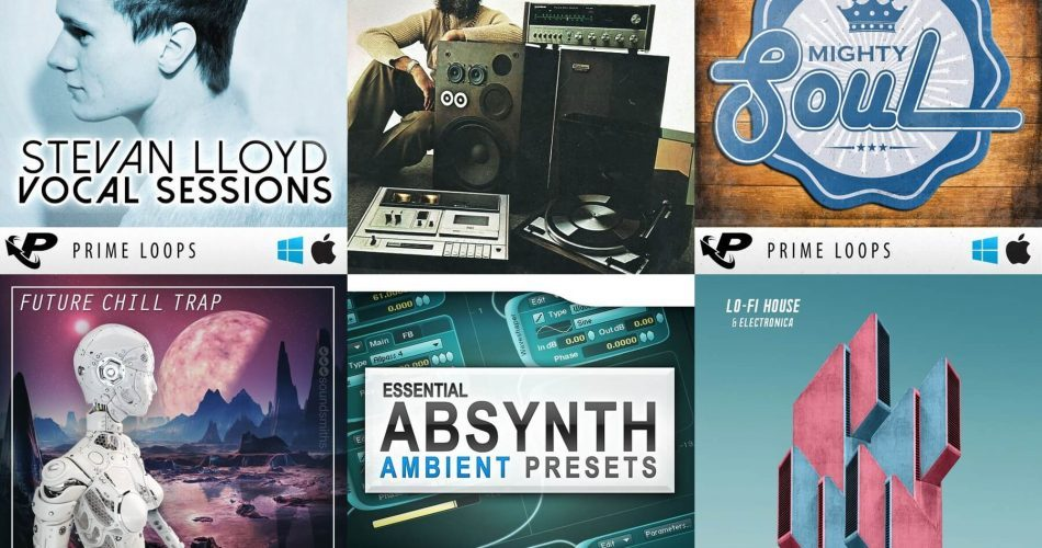 Prime Loops Weekly Deals Absynth Ambient