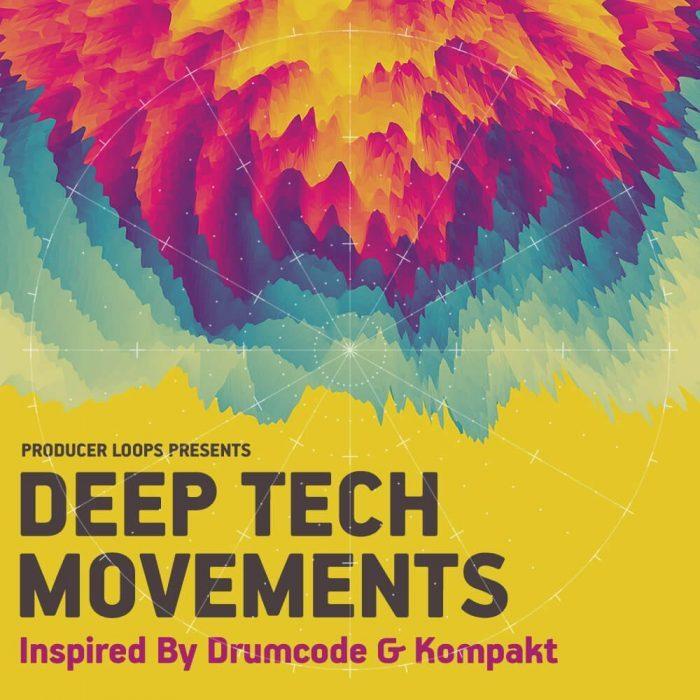 Producer Loops Deep Tech Movements