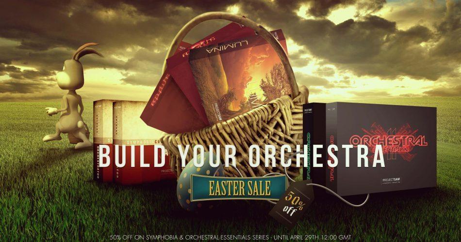 ProjectSAM Easter Sale 2019