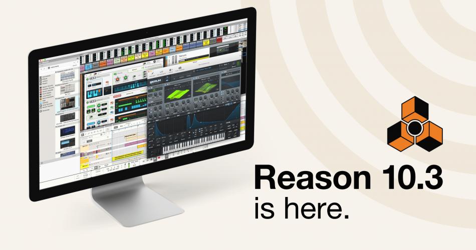 Propellerhead Software Reason 10.3