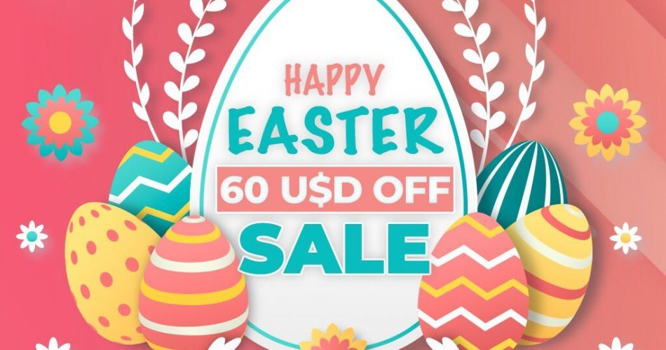 Reveal Sound Easter Sale 2019