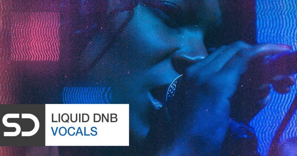 SD Liquid DnB Vocals