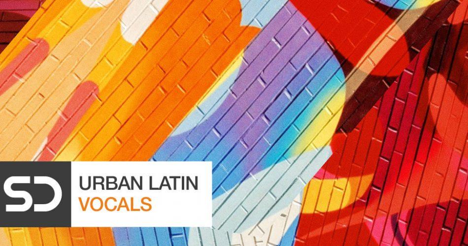 SD Urban Latin Vocals